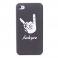 Hand Pattern Hard Case for iPhone 4/4S