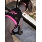 Chien Tee-shirt Vêtements pour Chien Respirable Cœur Lettre et chiffre Costume Pour les animaux domestiques