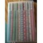 10 шт / много новый милый мультфильм красочный гель перо набор kawaii корейский канцелярские творческий подарок