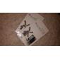 Затишный дисплей с тканью для очистки, для iPhone 5 / 5 (3 комплект, 1 чистящая ткань)