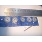 5 coups de pied arrêtés 20mm diamant mini disques de coupe pour le bricolage et l'artisanat en argent forge