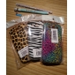 Leopard Pattern пластиковые гелевая ручка (случайный цвет)