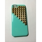 Luxury Bling Rhinestone Defender 3D Plastic Hard Case Cover for iPhone 5/5S/5G(Assorted color)