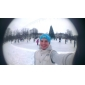 180 Degree Fish Eye Lens for iPhone, iPad & Other Cellphone