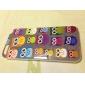 Accitus - Etui iPhone 5 - Design spécial - Couvre arrière (Polycarbonate, Multicolore)