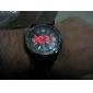 WEIDE Мужской Наручные часы LED Календарь Секундомер Защита от влаги С двумя часовыми поясами тревога Кварцевый Японский кварцНержавеющая