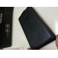 Flip up and down Designed Black PU Leather Full Body Case for LG Optimus L7 P700