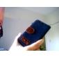 Design Full Body Denim pour Samsung Galaxy S4 Mini I9190 (couleurs assorties)