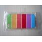 colorido listra horizontal polonês maçante gravura em relevo de volta caso para iphone 4 / 4s