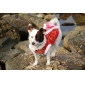 Traditional Chinese Style Dress for Dogs (XS – XL, Red)