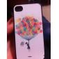Capa com Padrão de Balões para iPhone 4/4S