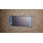 Ultra Thin Solid Color Transparent Matte PC Hard Case for iPhone 5/5S (Assorted Colors)