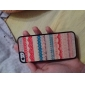 Special Design Pattern Frosted Surface Hard Case for iPhone 5/5S