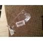 아이폰5용 투명 크리스탈 하드케이스
