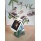 6 In 1 Juguetes de energía solar Kit de Bricolaje Juguetes científicos Robots, monstruos y juguetes del espacio Carros de juguete Juguetes