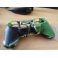крышка случая силикона для PS3 контроллер (камуфляж цвета)