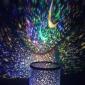Star Beauty Starry Sky Projector Night Light (3xAA/USB, Random Color)