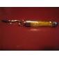 Estilo diamante Pen Stylus com Sling para iPad, iPhone e outros (cor aleatória)