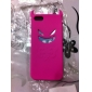 3D Design Demon Pattern Soft Case for iPhone 5/5S (Assorted Colors)