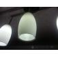 3w e26 / e27 levou luzes de milho 60 smd 3528 250lm branco natural 6500k ac 110-130 aC 220-240v