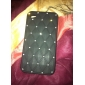 Capa de Silicone Brilhante Macia com Brilhos para iPhone 4/4S (Cores Diversas)