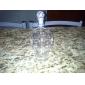 350 ㎖ 보드카 와인 유리 병 마개있는 유리 병