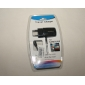 EU Plug Power Charger with Micro USB Cable for Samsung Galaxy Note 4/S4/S3/S2