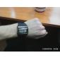 Per uomo Orologio da polso Orologio digitale Digitale Sveglia Calendario Cronografo LCD Gomma Banda Nero