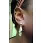 Women's Drop Earrings Elegant Costume Jewelry Fashion Statement Jewelry Crystal Alloy Drop Jewelry For Party Birthday Gift Daily