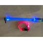 Dog Collar LED Lights Adjustable / Retractable Solid Nylon