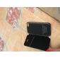 Capa de Couro Inteiriça com Entrada para Cartão para iPhone 5/5S