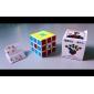 Weilong Moyu 3x3x3 Magic IQ Cube Complete Kit (Black)