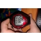 Unisex Calorie Counter Heart Rate Monitor Red Case Digital Wrist Watch Cool Watch Unique Watch