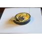 Жен. Модные часы Наручные часы Нарядные часы Часы-браслет Кварцевый сплав Группа Кольцеобразный Elegant Черный Белый Синий Красный