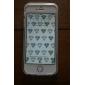 아이폰 5/5S용 Keep Calm and Sparkle TPU 소프트 케이스