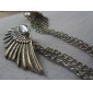 Men's Women's Brooches Unique Design Fashion Copper Alloy Others Wings / Feather Jewelry For Daily