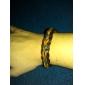Bracelet en cuir de style européen multicolore