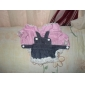 개를위한 공주 스타일의 데님 드레스 (XS-XL, 핑크)