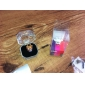 Crown 3.5mm Anti Dust Earphone Jack Plug for iPhone and Samsung(Assorted Color)