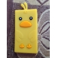 Lovely Cartoon Duck Design Soft Case for iPod Nano 7 (Assorted Colors)