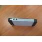 Иная картина Цвет Силиконовые Мягкий чехол для iPhone4/4S (разных цветов)