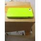 아이폰 5/5S (분류 된 색깔)를위한 태양열 집열기 초박형 실리콘 소프트 케이스