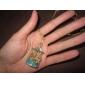 Оставьте глазури Карусель форме длинное ожерелье