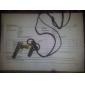 Ожерелье Ожерелья с подвесками Бижутерия Повседневные Крестообразной формы Сплав Медь Мужчины Подарок Медный