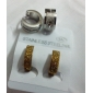 Women's Hoop Earrings Costume Jewelry Stainless Steel Alloy Jewelry For Party Daily