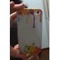 Для Кейс для iPhone 5 Чехлы панели С узором Задняя крышка Кейс для Мультяшная тематика Мягкий PC для iPhone SE/5s iPhone 5