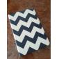 noir et blanc cas de motif rayé pour ipad mini-3, Mini iPad 2, ipad mini-