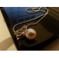 Women's Pendant Necklaces Pearl Necklace Pearl Alloy Fashion Costume Jewelry Jewelry For Daily
