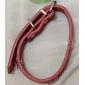 Chien Colliers Ajustable / Réglable Mignon et câlin Marron Rouge