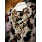 Corée bracelet éléphant de style perle (couleur aléatoire)